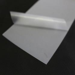 Superficie trasparente opaca