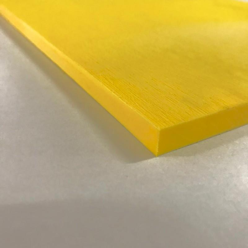Fianchino sci giallo