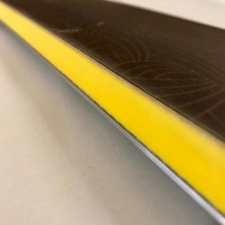 Fianchino sci yellow