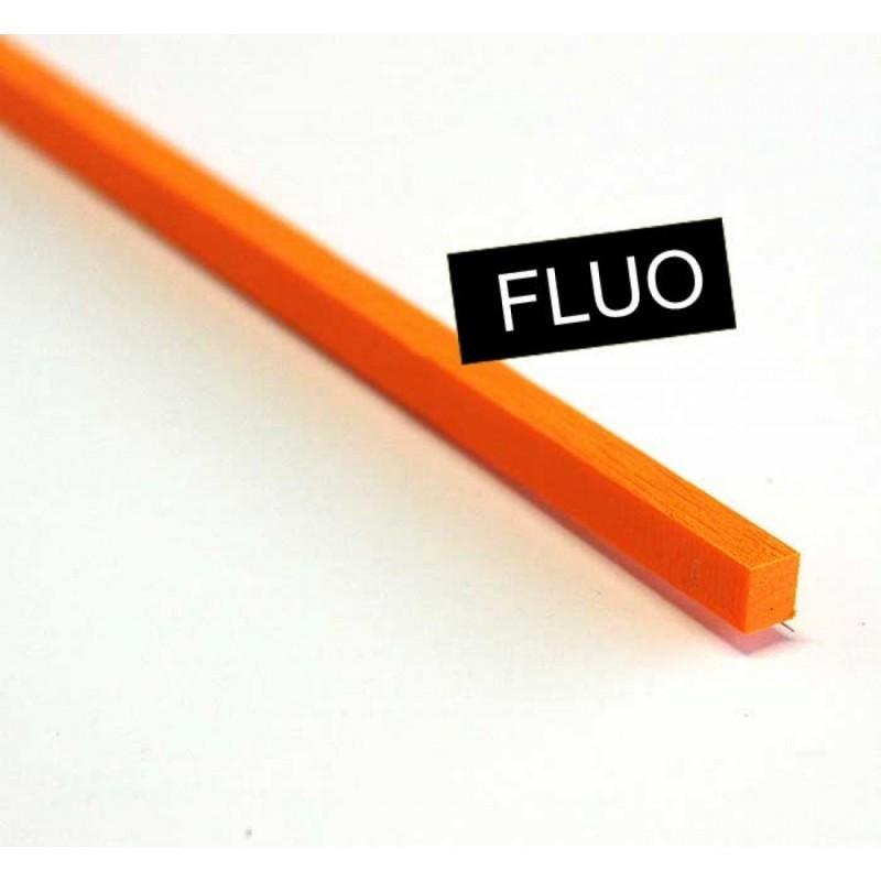 Fianchino sci arancio fluo