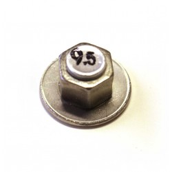 Inserti in acciaio inox 9,5mm