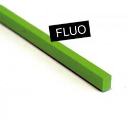 Fianchino sci verde fluo